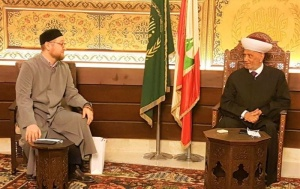 Muftis of Russia and Lebanon discussed cooperation