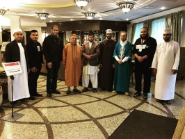 Jury and participants of Quran reciting contest arrive in Moscow
