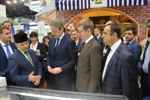 "ICSC ""Halal"" takes part in Gulfood 2016 exhibition in the United Arab Emirates"