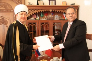 Cooperation between Muslims of Russia and Bahrain