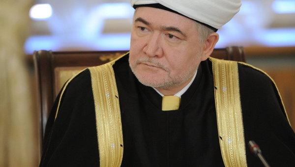 Муфтий Шейх Равиль Гайнутдин указал на стратегические просчеты одного из подразделений Администрации Президента