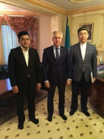 Eco-Halal principles discussed in Astana
