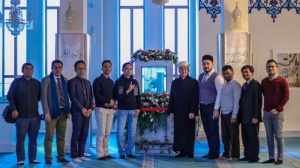 Indonesian delegation visits Moscow Cathedral Mosque