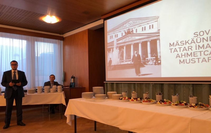 Iftar and book presentation in Helsinki