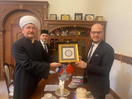 Cooperation of Russian and Turkish Muslims