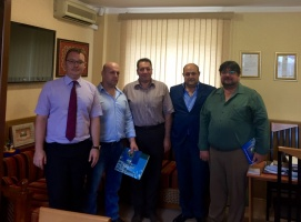 RMC receives Bulgarian Muslims