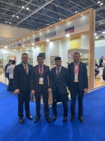 RMC delegation participates in Gulfood