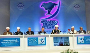 Mufti Sheikh Ravil Gaynutdin leads delegation at Eurasian Islamic Council session