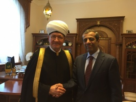 Cooperation maintained between Russian and Saudi Muslims