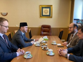 Cooperation with Turkish Muslims