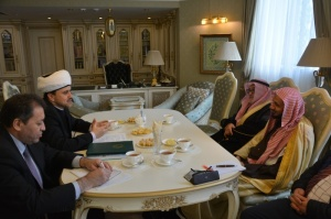 Cooperation with World Organization for the Holy Qur'an and Sunnah