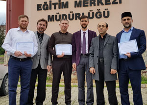 Training courses for Russian imams held in Bursa
