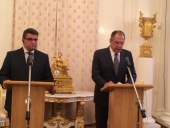 Remarks by Foreign Minister Sergey Lavrov at a reception for the Islamic New Year