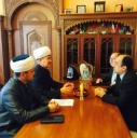 Meeting in Moscow Jum'ah Mosque