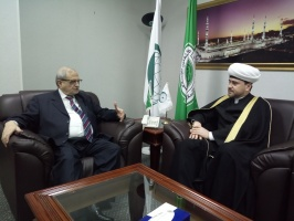 Cooperation of RMC and Fiqh Academy