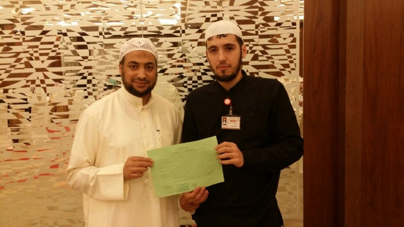 Russian reciters participate in Kuwait International Award for the Holy Quran