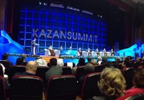 KazanSummit combats ISIS with counterpropaganda, education and symbols