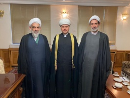 Cooperation of Russian and Iranian Muslims